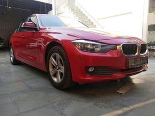 2013 BMW 3 Series 320d Luxury Plus
