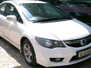2012 Honda Civic 1.8 S MT