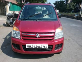 2009 Maruti Wagon R LXI Minor