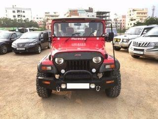 2005 Mahindra Jeep MM 540