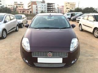 2011 Fiat Grande Punto 1.3 Emotion (Diesel)