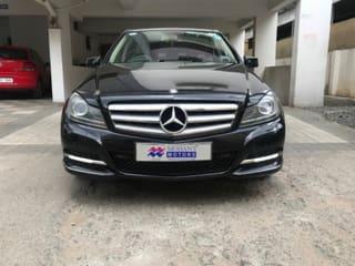 2013 Mercedes-Benz C-Class C 220 CDI BE Avantgarde