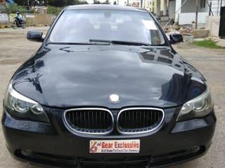 2005 BMW 5 Series 2003-2012 530d Highline