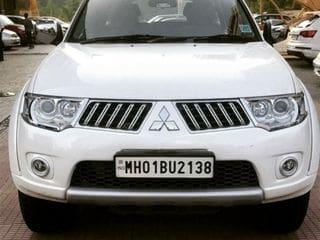 2014 Mitsubishi Pajero Select Plus 4X4 MT