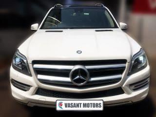 2014 Mercedes-Benz GL-Class 350 CDI Blue Efficiency