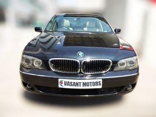 2008 BMW 7 Series 730Ld Sedan