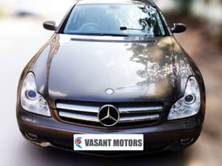 Used mercedes benz cls class in hyderabad 1 second hand for Used mercedes benz in hyderabad