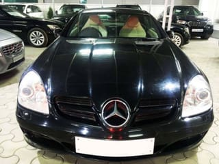 Used automatic convertible cars in hyderabad 2 second for Used mercedes benz in hyderabad