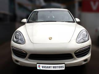 2011 Porsche Cayenne Diesel