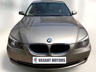2009 BMW 5 Series 520d Luxury Line