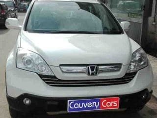 2009 Honda CR-V 2.4 MT