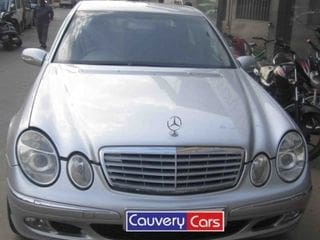 2006 Mercedes-Benz E-Class 1993-2009 E240 V6 AT