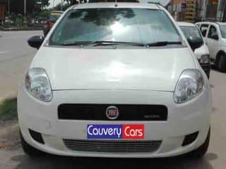 2013 Fiat Punto EVO 1.3 Active