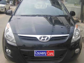 2010 Hyundai i20 Active 1.2
