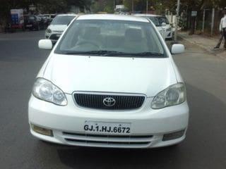 2004 Toyota Corolla Executive (HE)