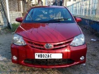 2013 Toyota Etios GD