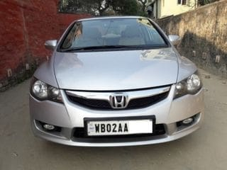2012 Honda Civic 1.8 V AT Elegance