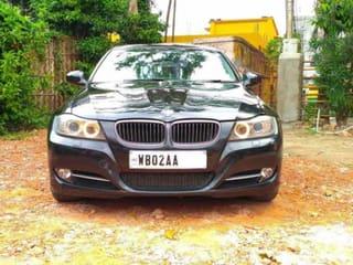 2012 BMW 3 Series 2011-2015 320d Luxury Line