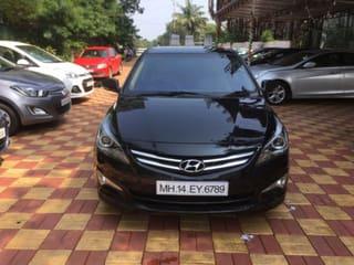 2016 Hyundai Verna 1.6 VTVT SX