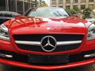 2015 Mercedes-Benz SLK-Class SLK 350