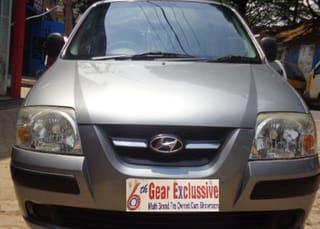 2007 Hyundai Santro Xing XG AT