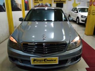 2011 Mercedes-Benz C-Class C 220 CDI CLASSIC