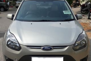 2011 Ford Figo 1.2P Titanium Opt MT