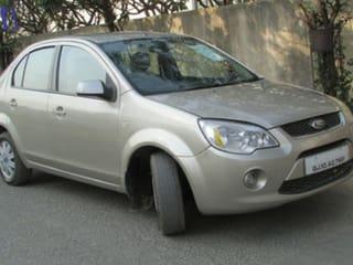 2006 Ford Fiesta 1.4 Duratorq EXI