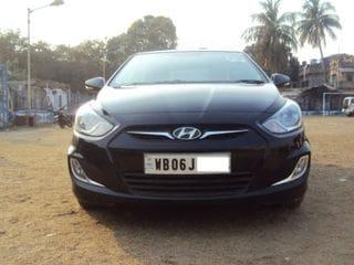2012 Hyundai Verna 1.4 CRDi