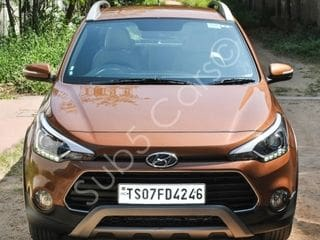 2016 Hyundai i20 Active 1.2 SX with AVN