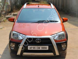 2014 Toyota Etios Cross 1.5L V