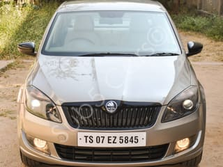 2015 Skoda Rapid 1.5 TDI Style Plus Black Package