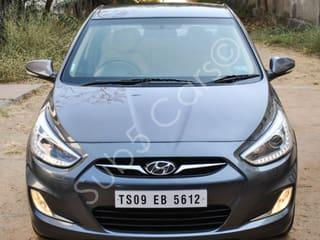 2014 Hyundai Verna CRDi 1.6 SX Option