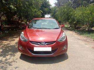 2014 Hyundai Elantra 2.0 SX Option