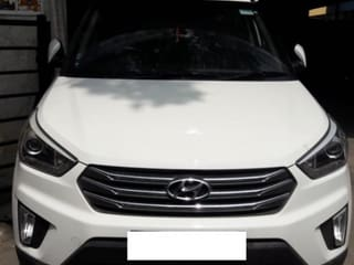 2016 Hyundai Creta 1.6 CRDi AT SX Plus