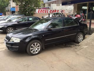 2009 Skoda Superb 2.5 TDi AT