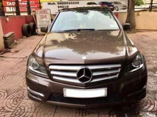 2014 Mercedes-Benz New C-Class C 220 CDI Grand Edition