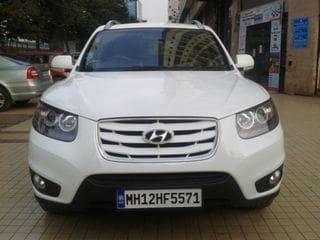 2011 Hyundai Santa Fe 2WD MT