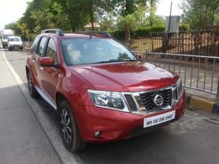 2015 Nissan Terrano XL D Option