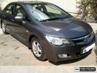 2010 Honda Civic 1.8 V AT