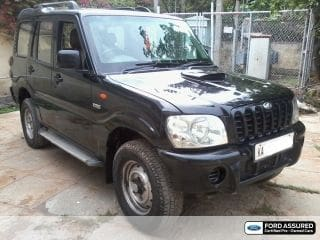 2010 Mahindra Scorpio 2009-2014 LX 2WD 7S