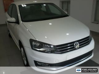 2017 Volkswagen Vento 1.5 Highline Plus AT 16 Alloy