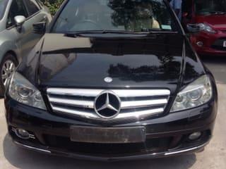 2010 Mercedes-Benz C-Class C 200 CGI