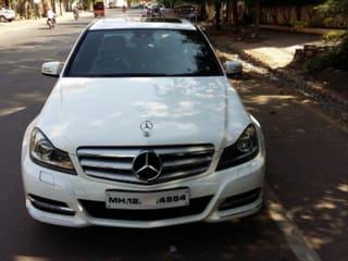 2013 Mercedes-Benz New C-Class C 220 CDI Avantgarde