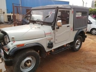 2002 Mahindra Jeep MM 540 DP