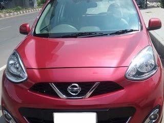 2014 Nissan Micra XV CVT