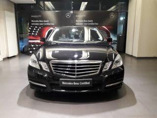 2012 Mercedes-Benz E-Class 2009-2013 E 200 CGI Avantgarde