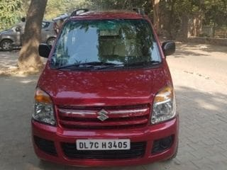 2008 Maruti Wagon R VXI Minor