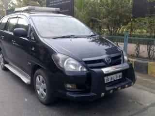 2008 Toyota Innova 2004-2011 2.5 G (Diesel) 8 Seater BS IV