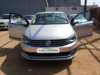 2016 Volkswagen Vento 1.5 TDI Highline AT
